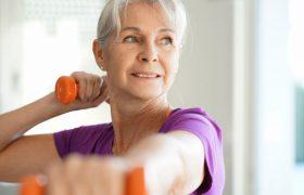 Спортивные пенсионерки редко болеют деменцией
