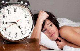 Весной становятся актуальными нарушения сна