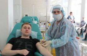 Челябинцев приглашают пополнить базу данных доноров костного мозга