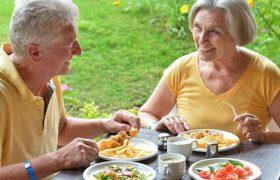 Здоровое питание может дать защиту от маразма