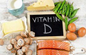Витамин D бесполезен для мозга