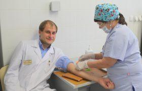 Число доноров костного мозга бьет рекорды