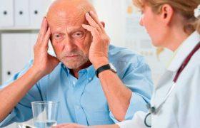 Необычная причина деменции