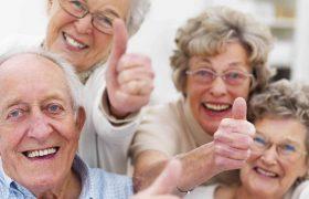 Медики рассказали, как избежать старческого слабоумия