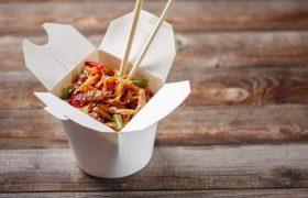 Китайская еда на вынос помогает бороться с деменцией