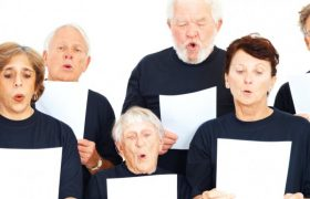 Пение хором помогает при болезни Паркинсона