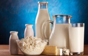 Молочные продукты: роль в питании.