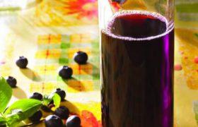 Черничный сок омолодил людям мозг