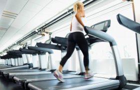 При сотрясении мозга поможет беговая дорожка