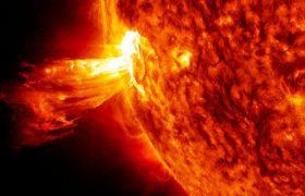 Череда магнитных бурь ожидается до конца марта