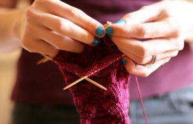Вязание повышает защищенность от развития стресса, депрессии и деменции