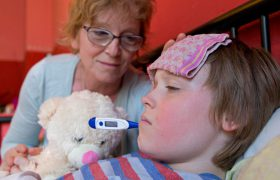 Что вызывает респираторные заболевания у детей