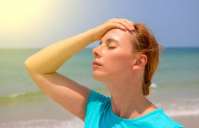 Тепловой удар: как распознать, что делать и как предотвратить?