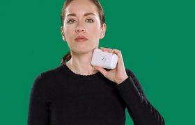 Электрический гаджет для шеи избавит от головных болей