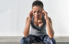 Перетренированность опасна не только для тела, но и для мозга