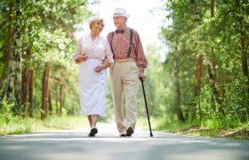 По походке можно определить тип деменции