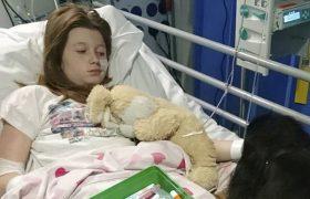 Здоровая 10-летняя девочка перенесла инсульт