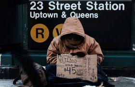 У большинства бездомных обнаружили травмы головы