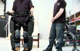 Роботические брюки помогают при рассеянном склерозе