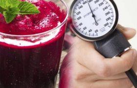 Свекольный сок: снижает высокое давление и еще 3 преимущества