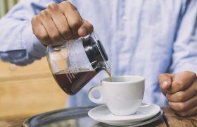 Кофе не провоцирует гипертонию при умеренном употреблении