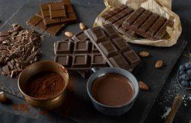 Названа польза горького шоколада для здоровья сердца