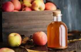 Яблочный уксус нужен сосудам: снижает холестерин, защищает от атеросклероза