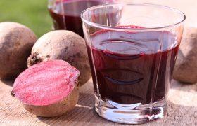 Свекольный сок полезен для сосудов и головного мозга