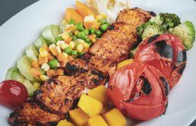 Средиземноморская диета защитит от маразма