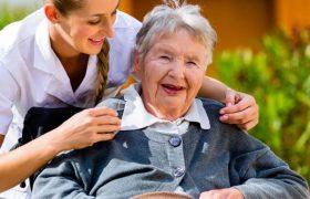 Проживание в пансионатах для пожилых людей