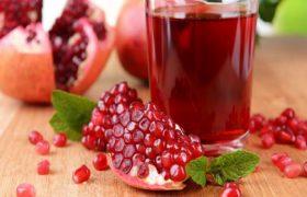 Гранатовый сок назван полезным для профилактики тромбоза